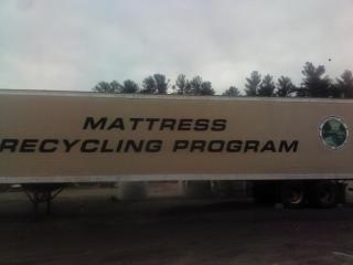 Mattress Trailer